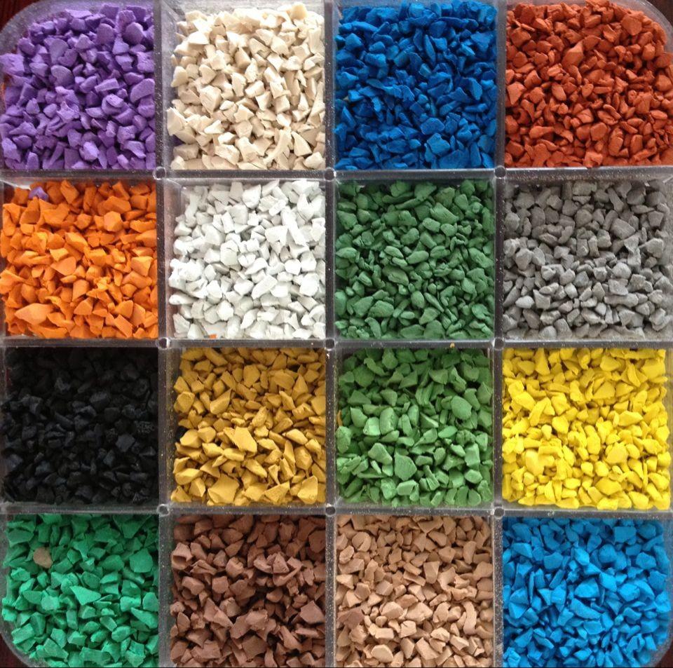Epdm Granül Renkleri
